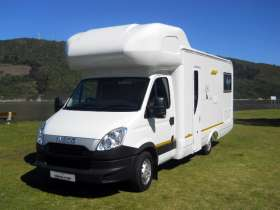 Travelstar Odyssey On-road Automatic Motorhome