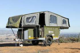Quattro Off Road Camper