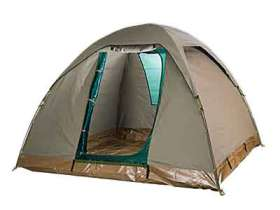 2. Canvas Dome Tent - 2.4 X 2.4