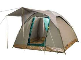 5. Canvas Dome Tent - 3.0 X 3.0 Flysheet