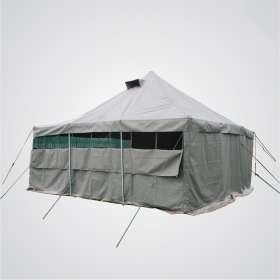 Canvas Marquee Tent 5m x 5m