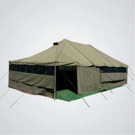 Canvas  Marquee Tent 5m x 10m
