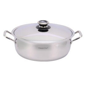 Snappy Chef 8 litre Deluxe Casserole - SSDC008