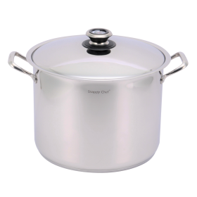 Snappy Chef 21 litre Deluxe Super Stock Pot - SSDS021
