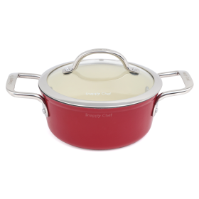 20cm SC Superlight Cast-Iron Casserole - CICA020
