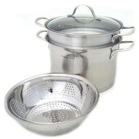 Snappy Chef Platinum Pasta-pot Set - SSPP024