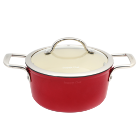 22cm SC Superlight Cast-Iron Casserole - CICA022
