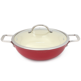 30cm SC Superlight CI Round Casserole - CIRC030
