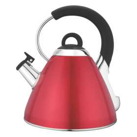 Snappy Chef Red Whistling Kettle - KERE002