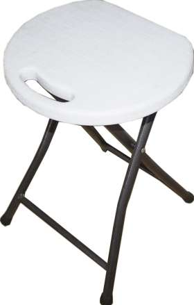 Leisure Quip Campers Folding Stool