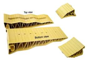 Leveller Ramp & Chock Set 3 Step