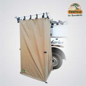Vehicle Shower Cubicle