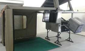 New Custom Leisure Tech Camper drop in camper unit