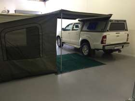 Overland Tent