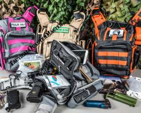 First Responder Bag 2.0: Carry in Plain Sight