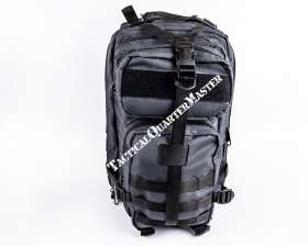 Scout: Small Tactical Pack w/i Internal Support-Black