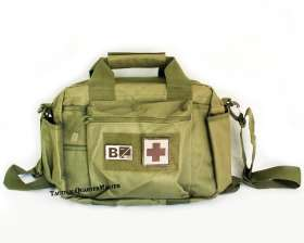 Operator Field Bag: Green