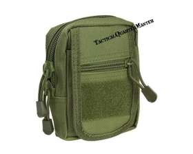 Small Utility Pouch – Green