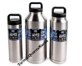 Thermosteel Wide Mouth Vacuum Flask