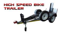 Echo Speed Bike Trailer