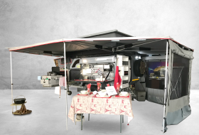 Echo 270 Awning