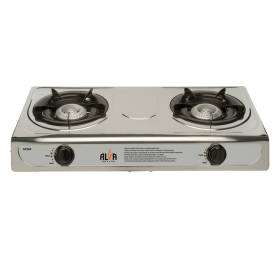 2 Burner Gas Stove - GCS04