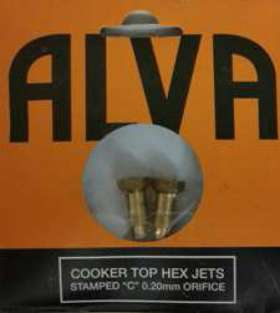 Cooker top Jets - GP70