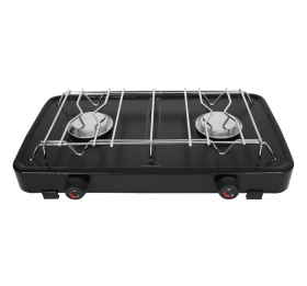 2 Burner High Pressure Gas Cooker - GCS05
