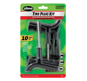 Tire Plug Kit 10 Piece - 20044