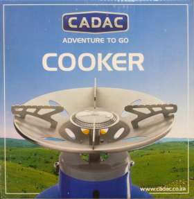 Cadac Cooker Top