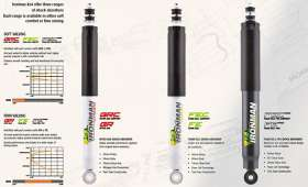 Nitrocharger Sport Shock Absorbers