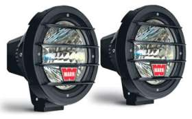 Warn W700D HID Driving Light