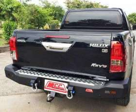 Rear Rocker Bumper