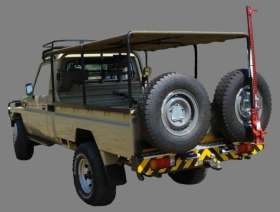 Toyota Landcruiser 75 Series Pick Up