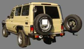 Toyota Landcruiser 78 Series Troopie