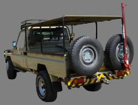Toyota Landcruiser 70 Series Pick Up
