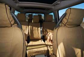 Melvill and Moon - Seat Covers