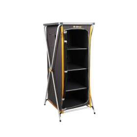 4 Shelf Dlx Cupboard