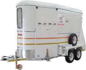 Venter Royal Horsebox Trailer