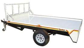 Venter Furniture 3.6m Braked Trailer