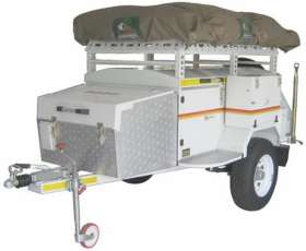Venter Bushbaby Braked Fitted With All Optional Equipment