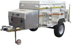 Venter Hunter Off Roader Trailer