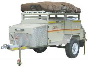 Venter Off Roader Braked Fitted With All Optional Equipment
