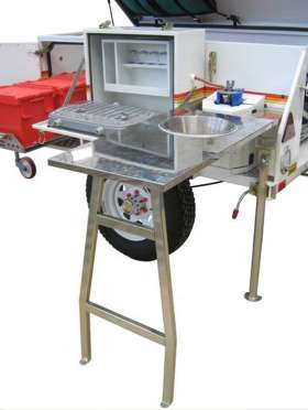 Venter Dish-Washing Table