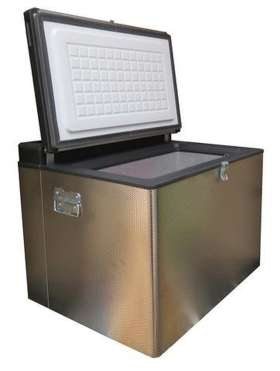 Low Profile 3 Way Camping Freezer
