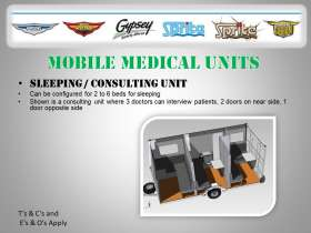 Medical Sleeping- Consulting Room