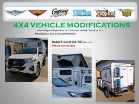 4x4 Vehicle Modifications