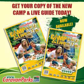 Get your copy of the new Camp & Live Guide Today!