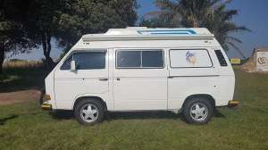 For sale Kombi Camper 1984 (737 )