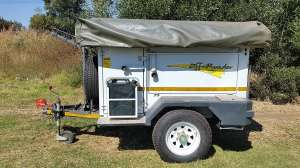 Te koop Echo 3 Off roader trailer and tent 2009 (3363)